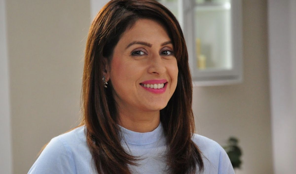 Celebrity Chef Amrita Raichand