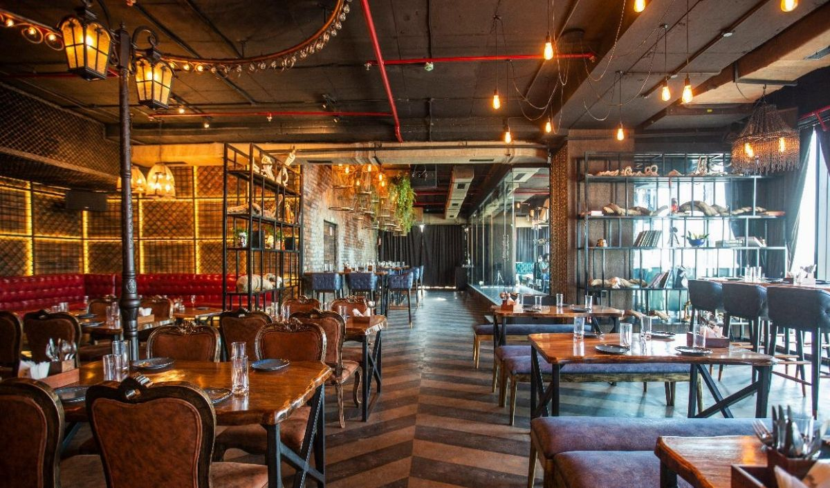 Experience Eclectic Cocktails and Upbeat Vibes At This Mumbai Restaurant