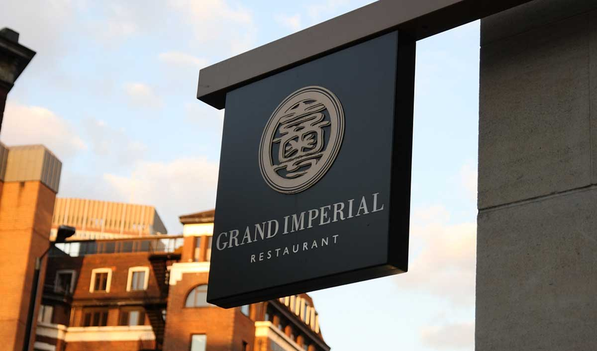 Grand Imperial restaurant chain