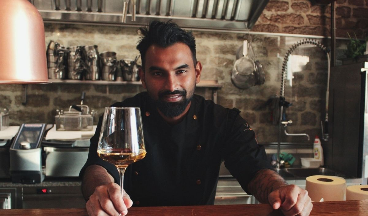 Vinesh Johny, Co-Founder and Executive Pastry Chef at Lavonne Academy of Baking Science and Pastry,