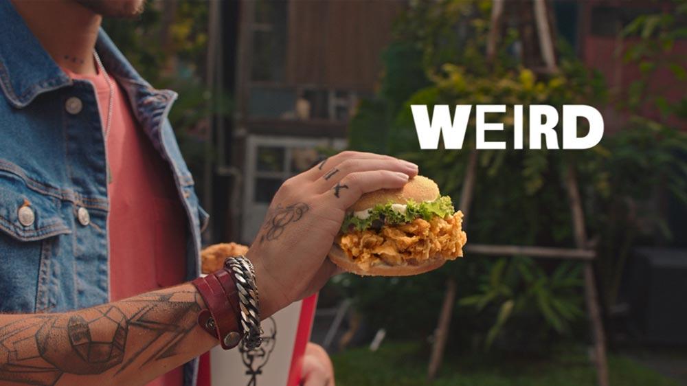 Zinger Burger