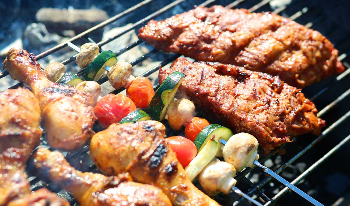 India's longest lava stone bbq to be offered at Ministry of Barbeque, Pune