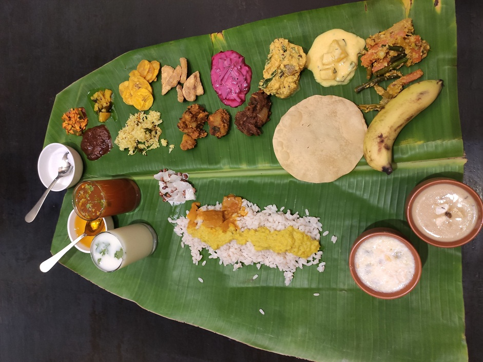 On the day of Onam, it is not just the Malayalee community of Kerala that looks forward to the 'sadya' – a feast fit for the gods. With restaurants across the country now offering special treats, even non-Keralites have begun to enjoy this fare