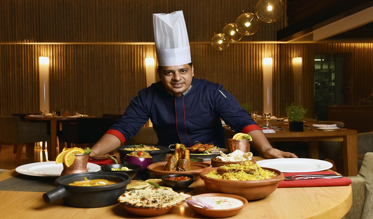 The Westin Gurgaon, New Delhi, is all set to dedicate an entire alfresco dining area to the Royal Flavours of Awadh, featuring separate ala carte and set menus specially curated by the hotel's Indian Master Chef Sadab Qureshi, at the patio of all-day dining outlet.