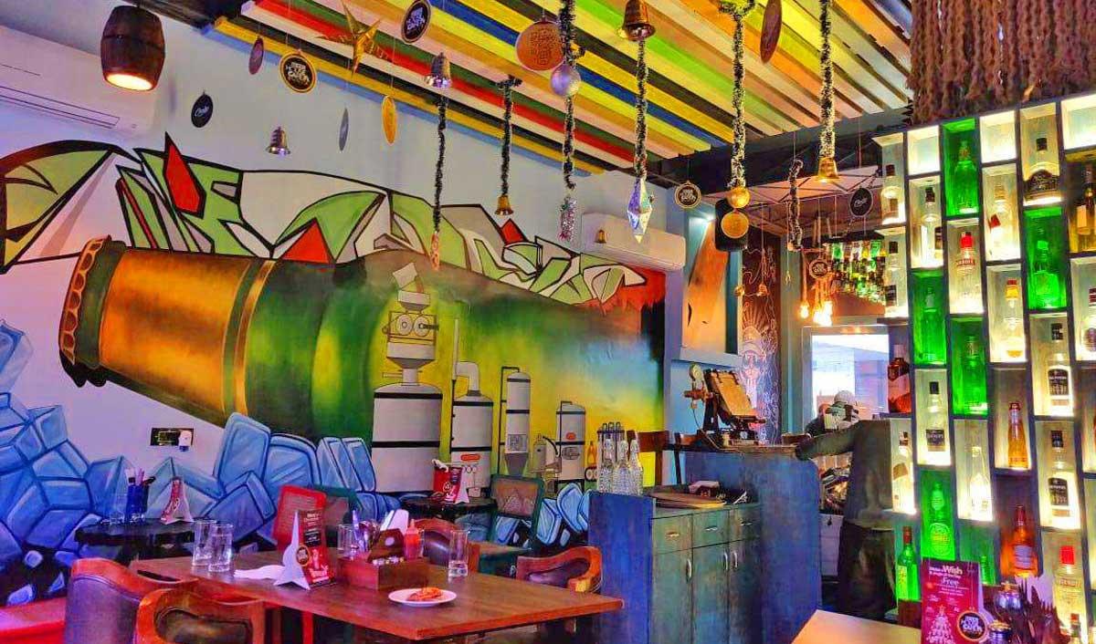 Beer House Café