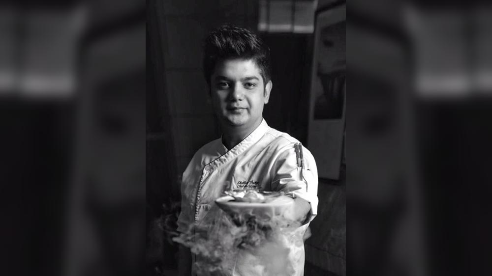 From cleaning the floors to sharpening your knives to butchering the fishes, all these things play a great role in understanding what you cook, says Chef Shubham Thakur