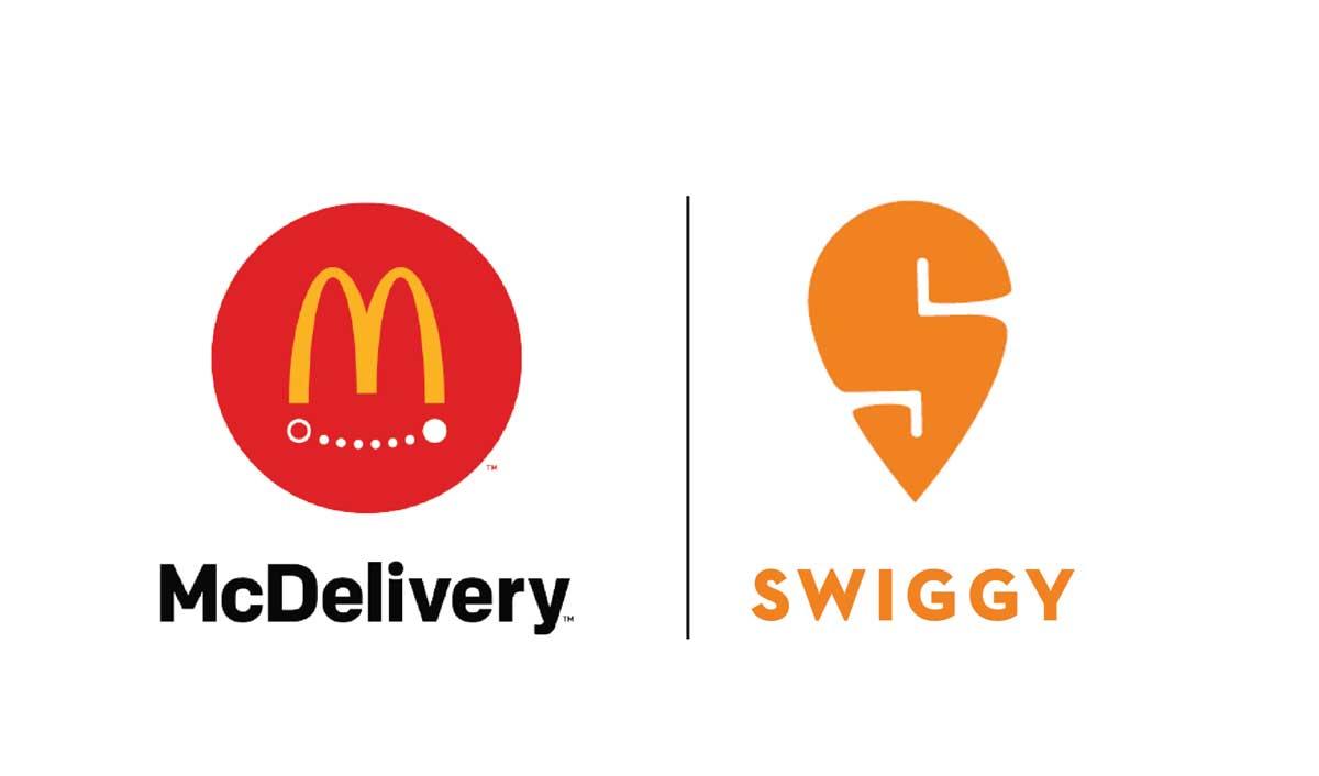 McDonald's, Swiggy