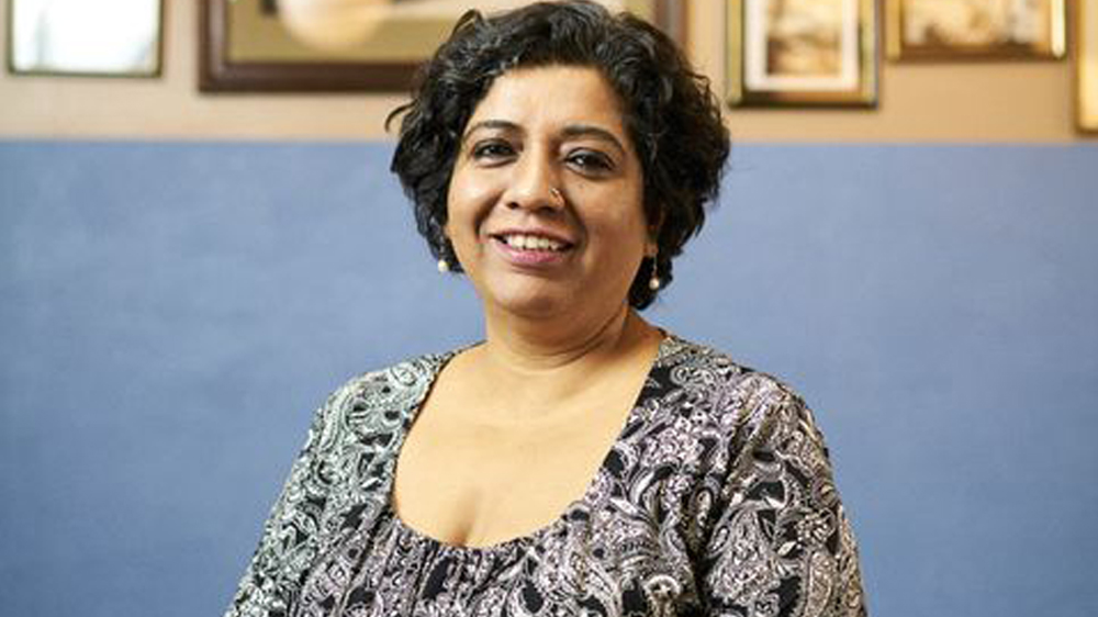 Not only Asma Khan is changing the perception of Indian food in the west but is also changing the lives of many