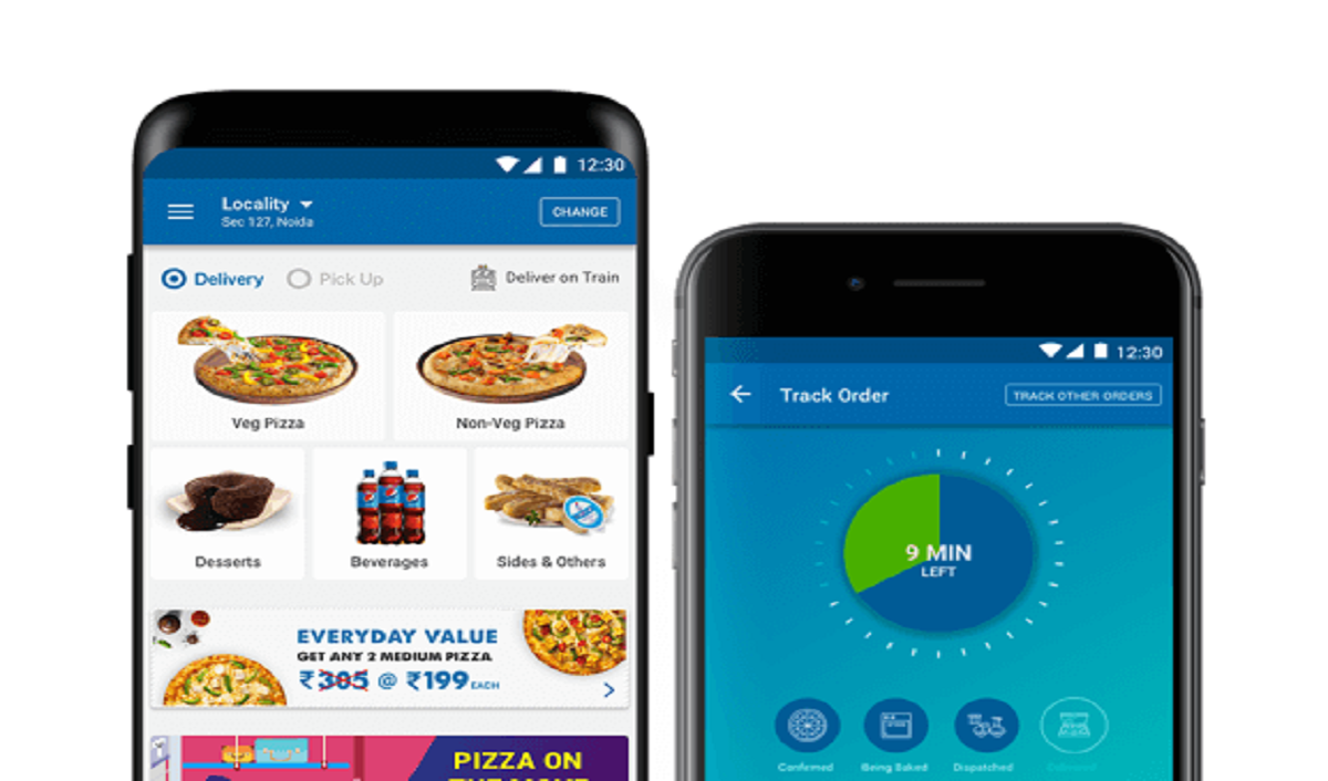 Domino's Joins Vernacular Bandwagon; Launches App in Hindi