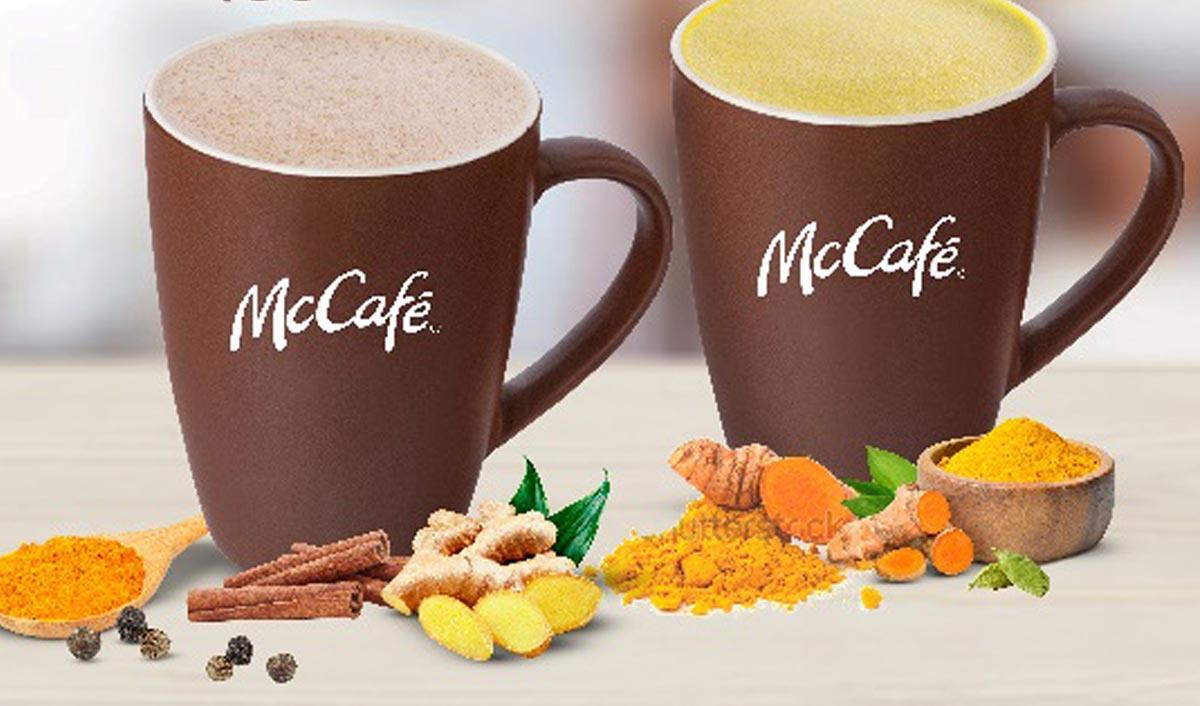McDonald's Immunity Beverage