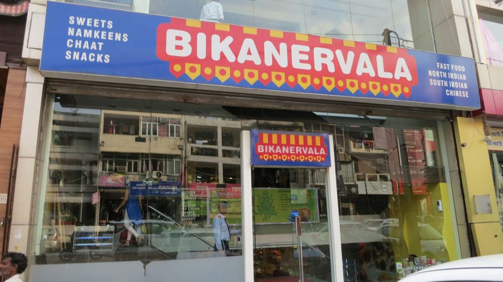 Bikanervala franchise investment joel investments limited fl
