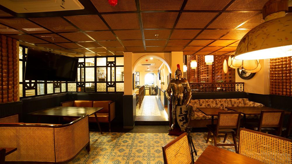 East Delhi Gets First Eloquent Kitchen And Bar Anardana