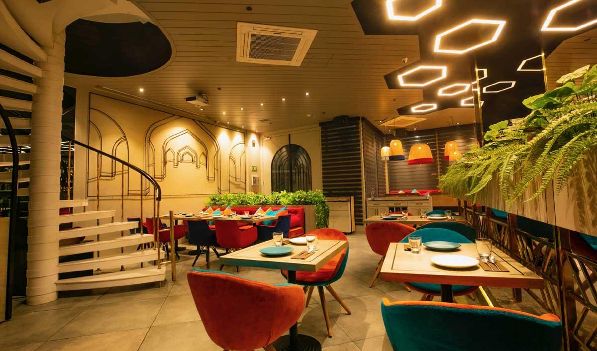 Dhansoo Café opens at Sangam Courtyard, New Delhi
