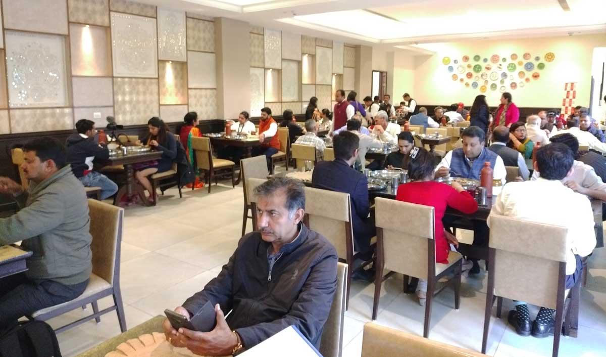 Garvi Gujarat Bhavan takes Gujarati legacy & taste forward with Ba Ni Rasoi