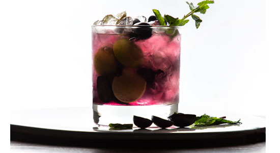 Black Currant Cocktail
