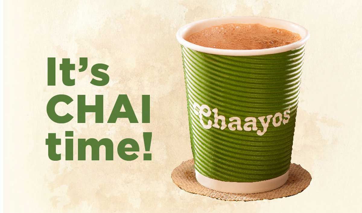 Chaayos eyes to have 300 stores in 3 years