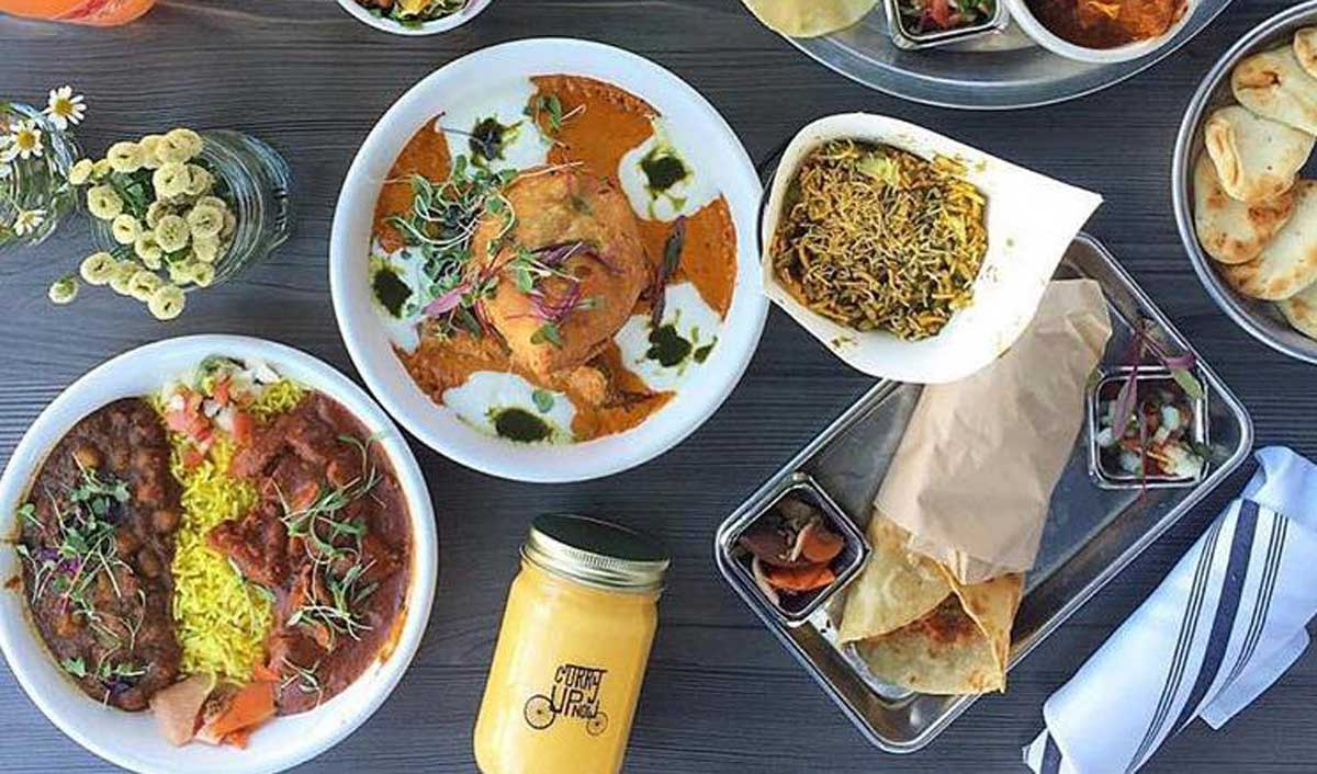 Indian restaurant franchise Curry Up Now expands global presence