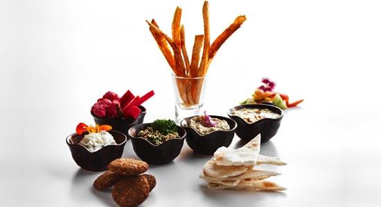 Lebanese Platter