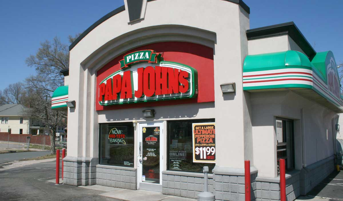 US-based Papa John's becomes first fast-food chain to offer vegan pizza in Spain