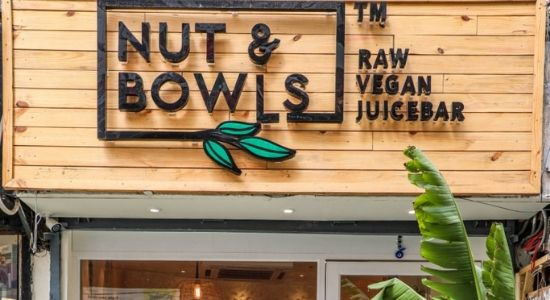 Nut and Bowls
