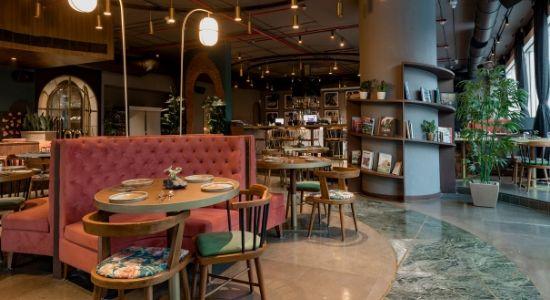 New Age restaurant Design