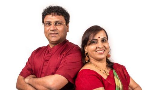 S.R. Rao Sahib and Lalitha Rao Sahib