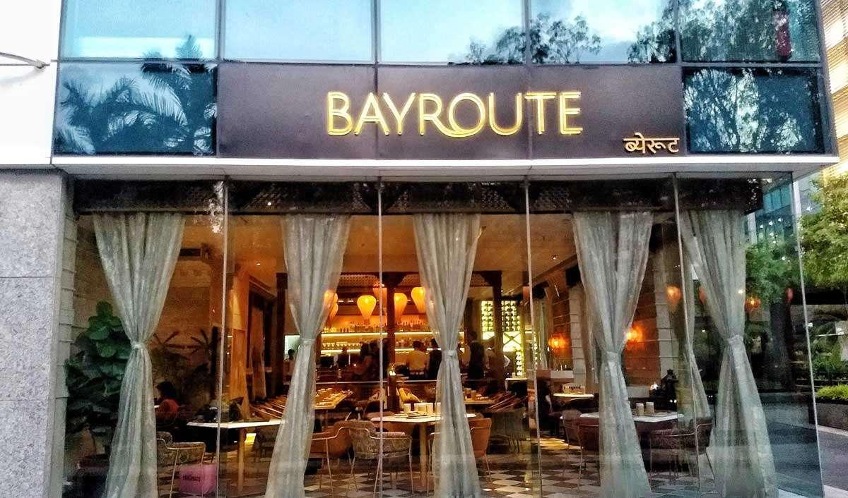 Bayroute