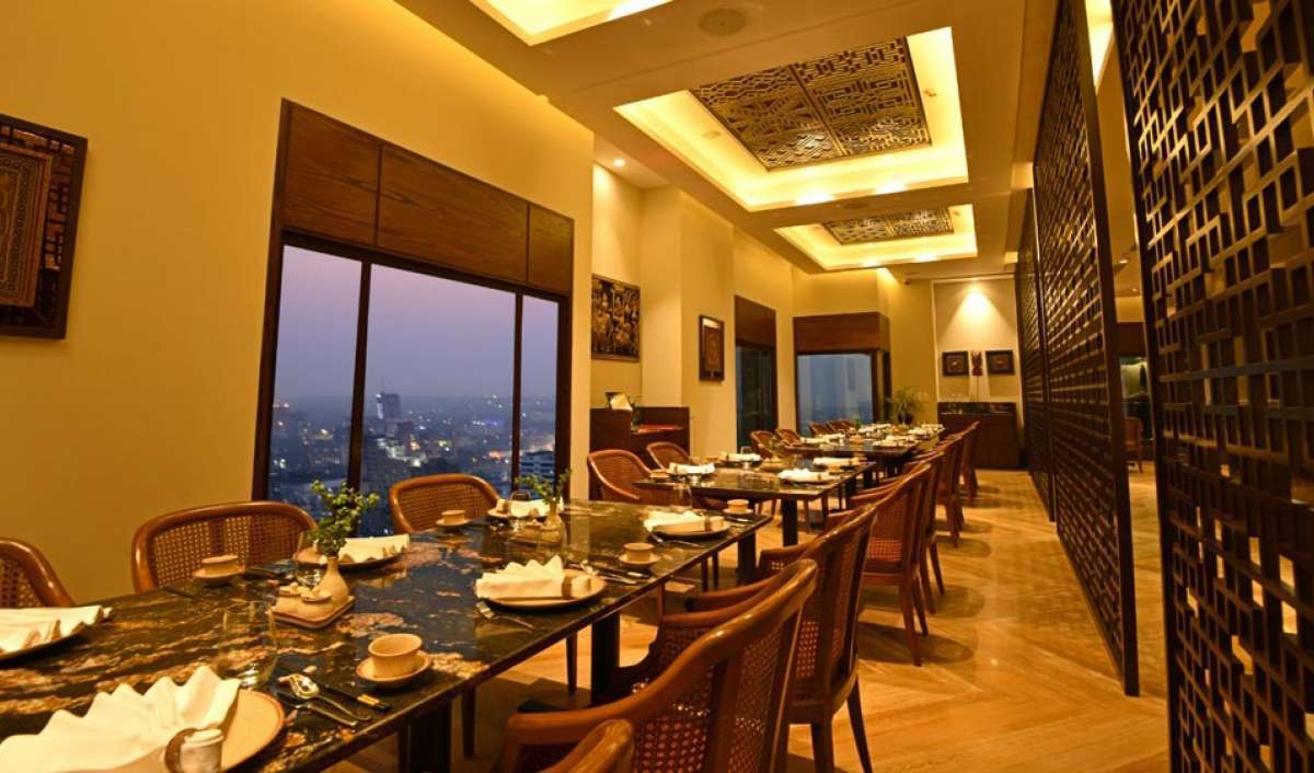Kitty KO is a regular event hosted by The Lalit's pan-Asian restaurant called OKO and serves a weekend experience that's really amazing