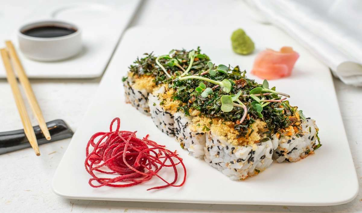 Chef Sahil Singh, Corporate Chef, Massive Restaurants has curated this exclusive Sushi menu, to take one on a culinary journey through the landscape of Asia.