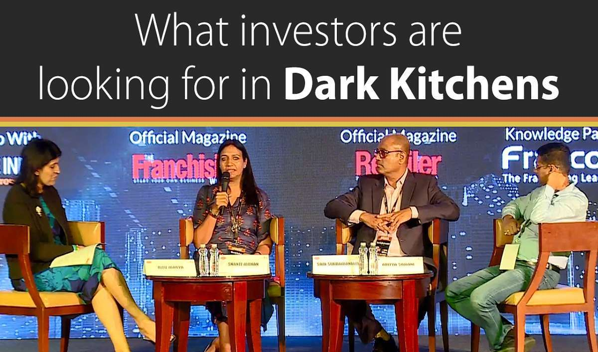 Investors at the event talked about the opportunities that lie in the cloud kitchen model, what do they look for in this model to invest and why they think that this model has a lot of space to grow in the country.
