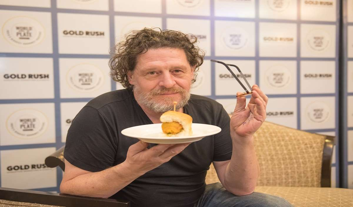 Chef Marco Pierre talked to Restaurant India about his ideas on the elimination of hunger