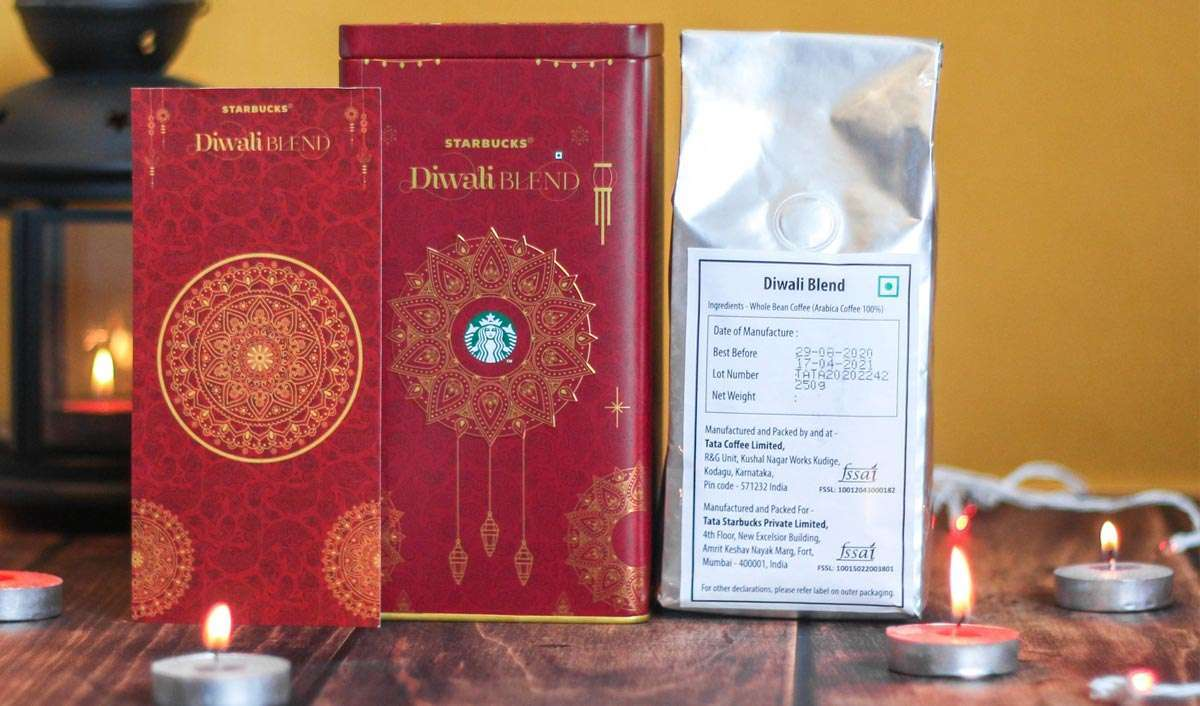 Starbucks Diwali Blend