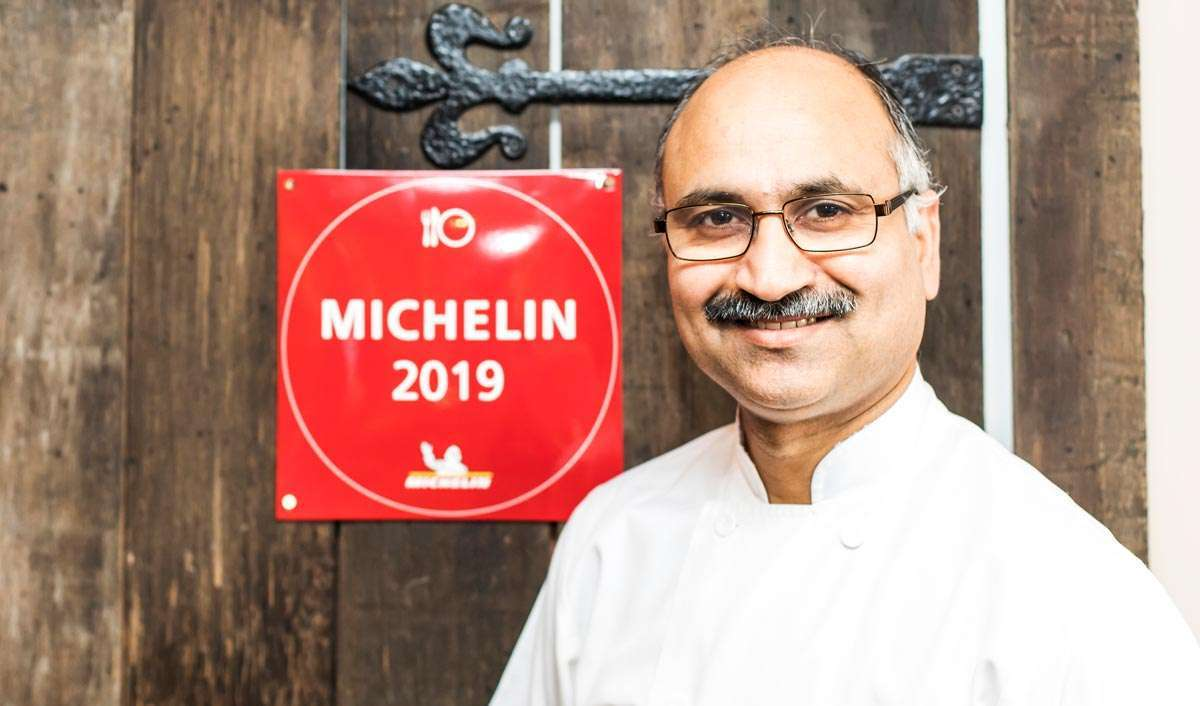 Chef Dayashankar Sharma