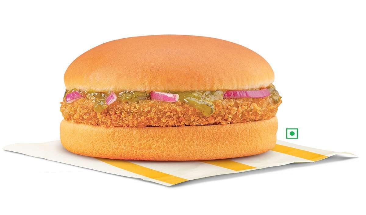 """McDonald's India North and East Adds Exciting """"Chaat Twist"""" to its McAloo Tikki Burger"""