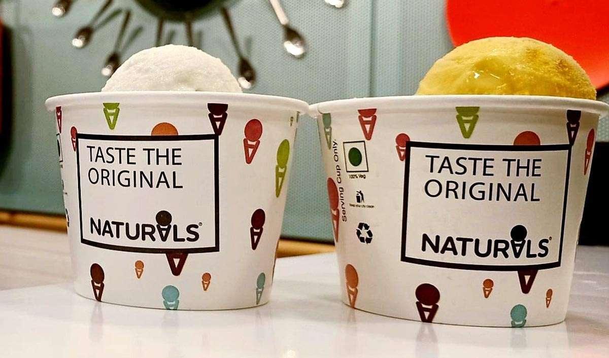 Natural Ice cream