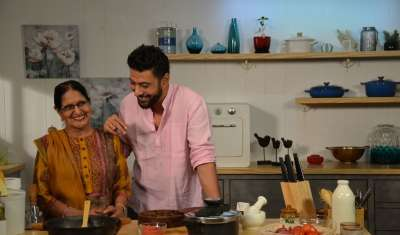 Chef Ranveer Brar Takes A Trip Down The Memory Lane Through Maa Ki Baat