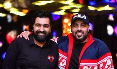Priyank Sukhija and Badshah