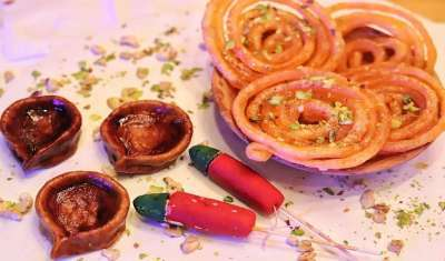As Diwali is around the corner and Durga puja is going on, chefs across the country are curating innovative festive food recipes to make the most of this festival month. Here are some unusual festive recipes.