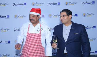 Chef Sethi also announced the launch of two elite plans by Radisson Blu Faridabad - 'Prestige Club Membership' and 'Take-Home a Chef'.