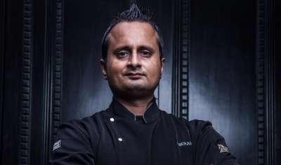 Chef Vikramjit Roy
