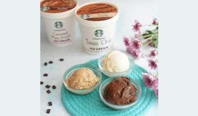 Starbucks Ice Cream