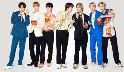 McDonald's BTS