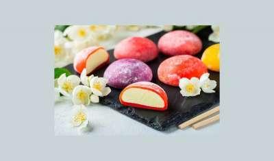 Asian Dessert