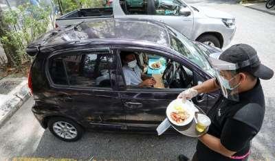 In-Car Dining