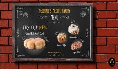 McDonald's Donut